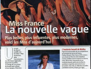 TV Miss France 1