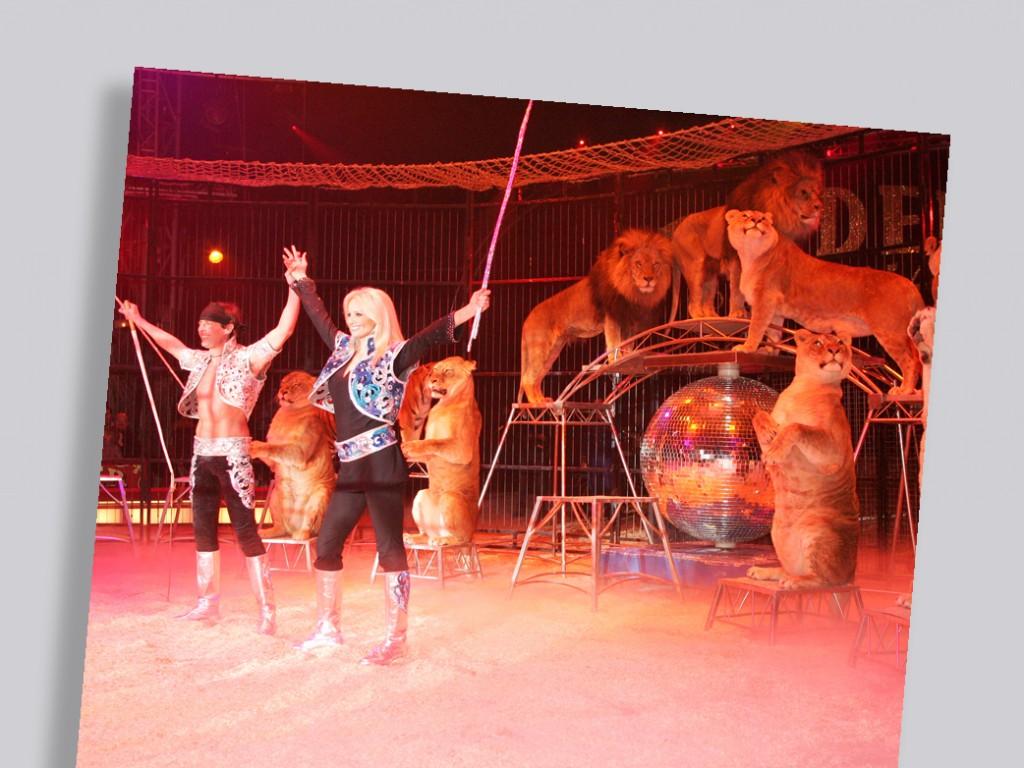 Pinder circus