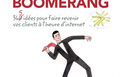 Couverture Operation  Boomerang