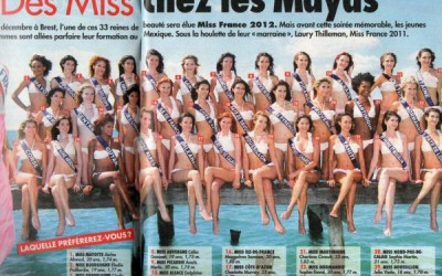 Soraya _ Miss France